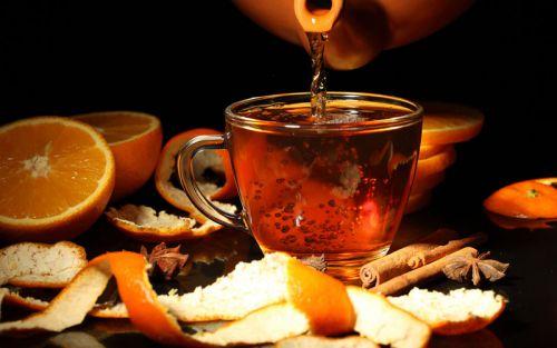 Апельсиновый чай