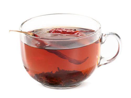Жгучий чай
