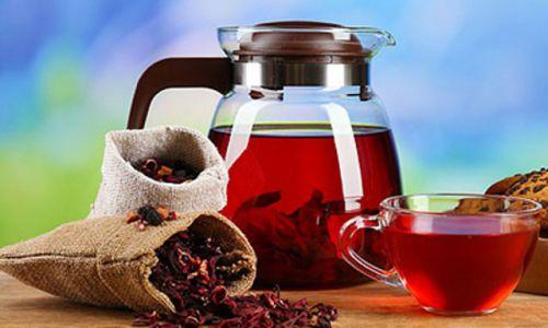 Чай каркаде
