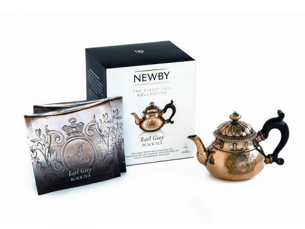 Черный чай Ньюби