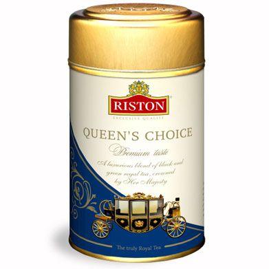 Чай QUEENS CHOICE