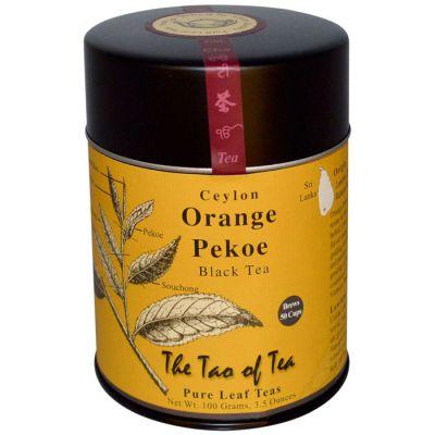 Чай Оранж Пеко