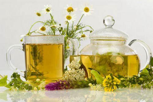 Травы для приготовления чаев