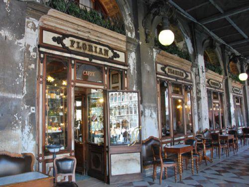 Флориан - кофейня в Венеции