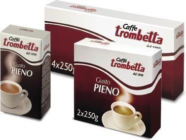 Кофе Тромбетто