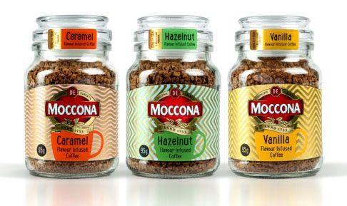 Виды ароматизированного кофе Моккона