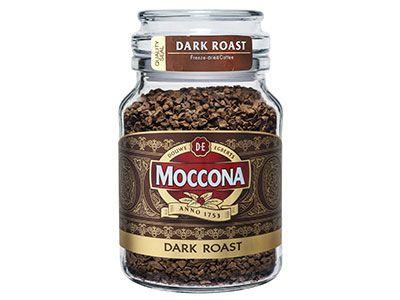 Крепкий кофе Моккона