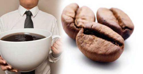 Употребление большого количества кофе