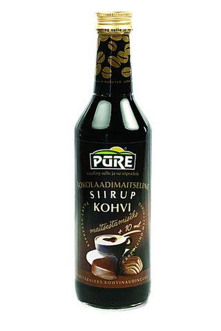 Сироп Pure