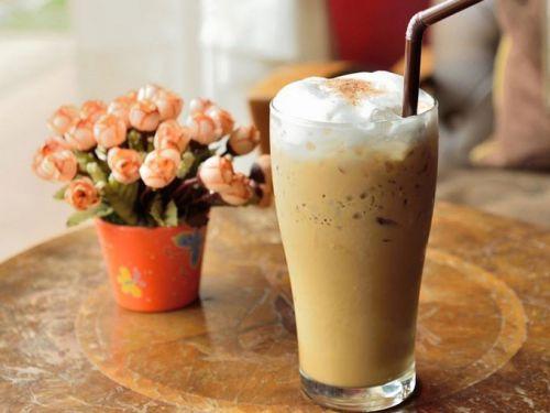 Классический айс-кофе