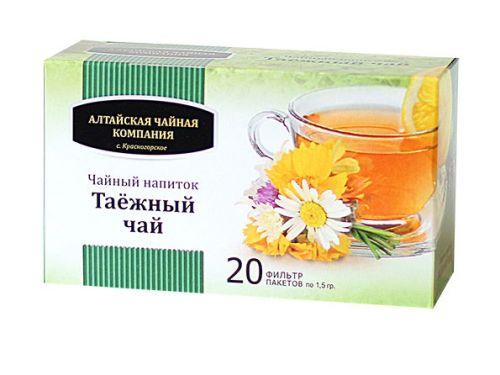 Алтайский чай Таежный