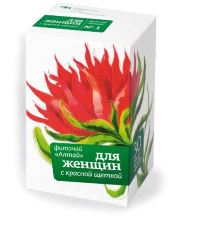 Алтайский чай Алтай 1