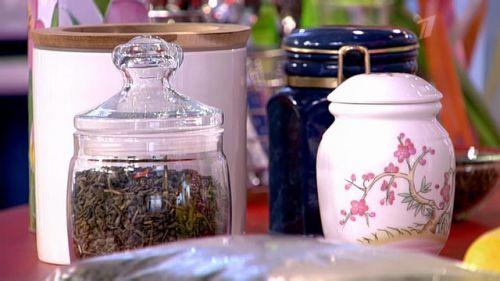 Емкости для чая