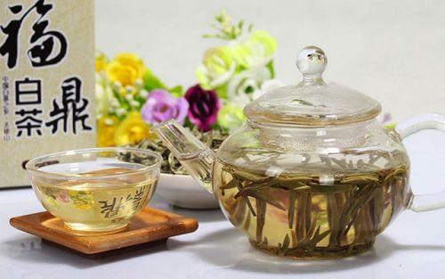 Чай белые иглы