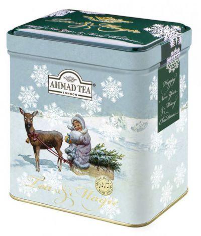 Новогодний чай Ахмад