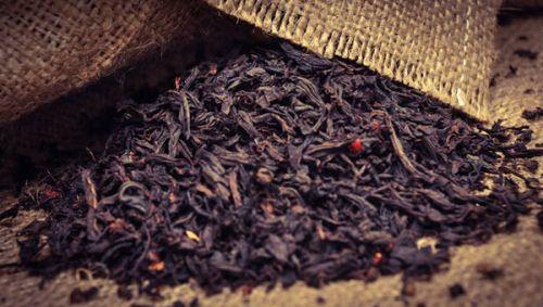 Черный байховый чай