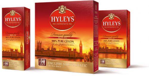 Чай Hyleys Английский фаворит