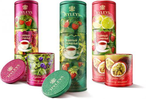Чай Hyleys Чайный Сомелье