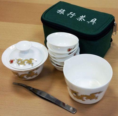 Китайский походный набор