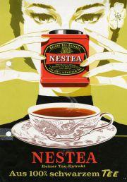 Реклама чая Нести