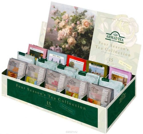 Чай Ахмад в пакетиках