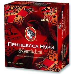 Чай Принцесса Нури Кенийский