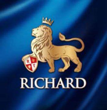 Логотип бренда Ричард