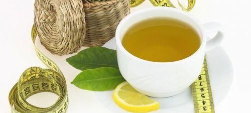 Чай от лишнего веса