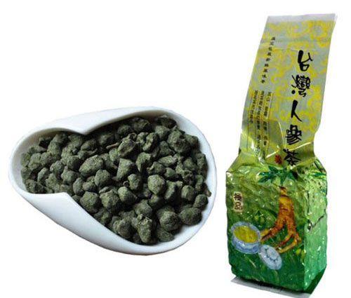Китайский чай улун с женьшенем