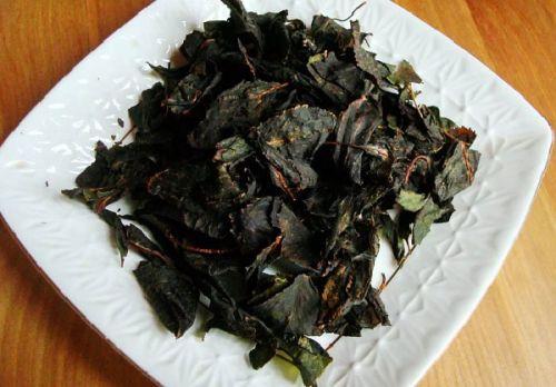 Ферментированные листья вишни  для чая