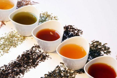 Виды чаев