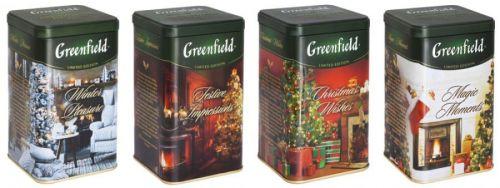Гринфилд Новогодняя коллекция