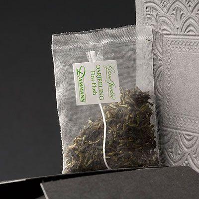 Элитный чай в шелковом пакетике