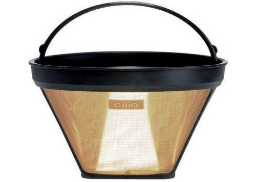 Золотой фильтр для кофе