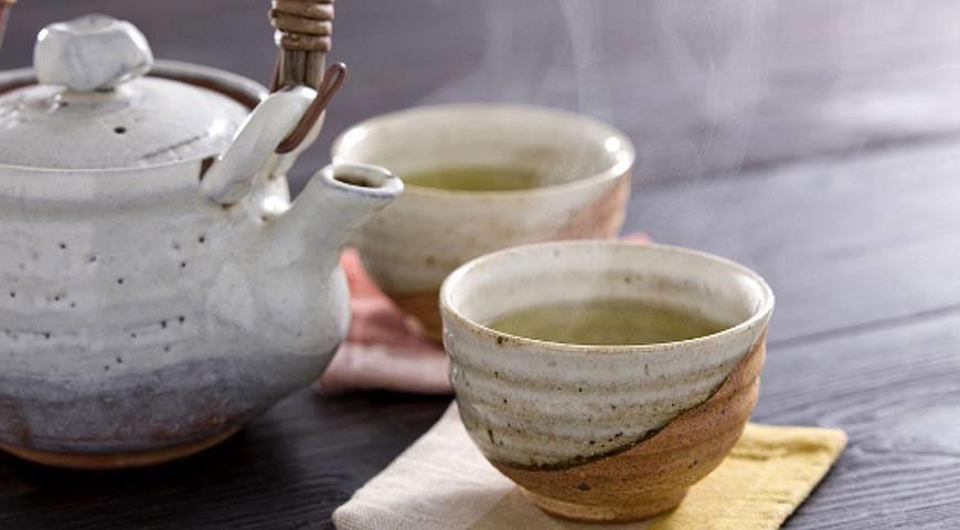 Посуда для японской чайной церемонии