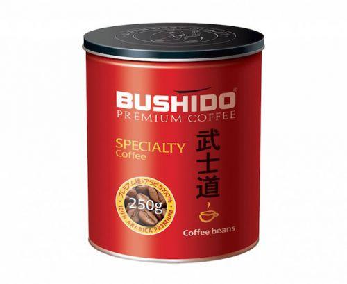 Зерновой кофе Бушидо