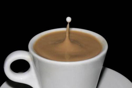 Кофе на молоке