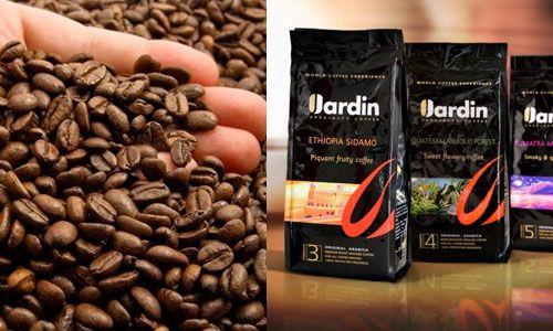Зерновой кофе Жардин