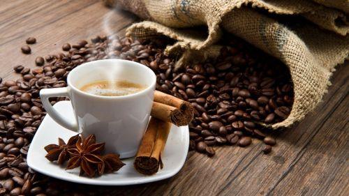 Кофе с пряностями