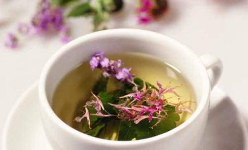 Чай из цветков и листьев иван-чая