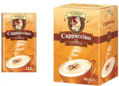 Кофе Петровская слобода