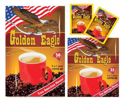Кофе Голден Игл