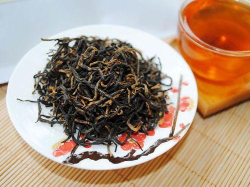Китайский красный чай