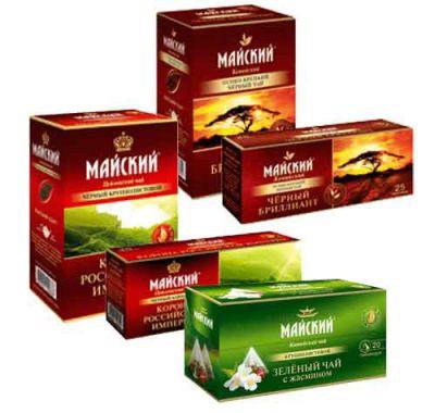 Майский чай крупнолистовой