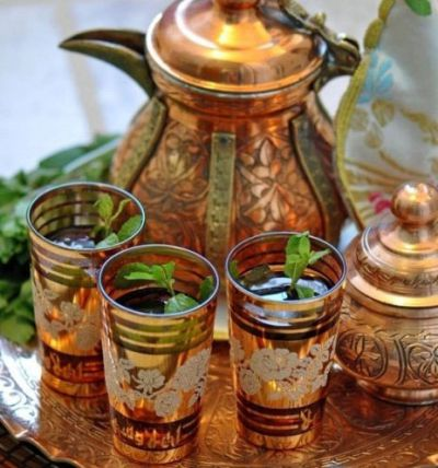 Чай по-мароккански