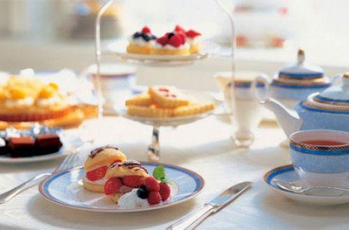 Посуда для английского чаепития