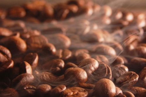 Термическая обработка кофейных зерен