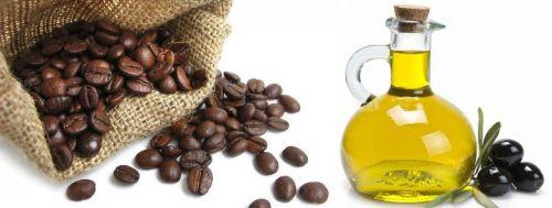 Кофе и масло