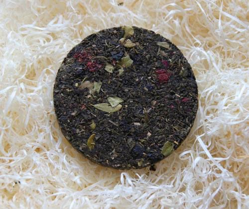 Фруктовый прессованный чай