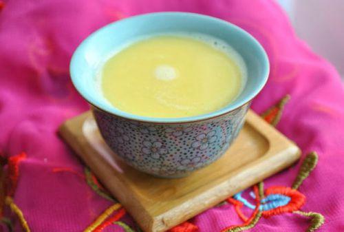 Масляной чай по-тибетски